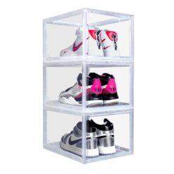 Sneaker Head Drop Front Sneaker Box