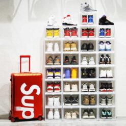 drop down sneaker skokasse