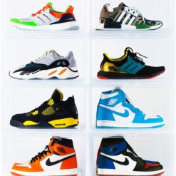 Sneaker MAGNETIC Drop Side Shoe box
