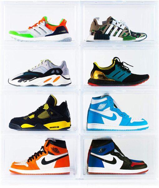 Sneaker MAGNETIC Drop Side Shoe box