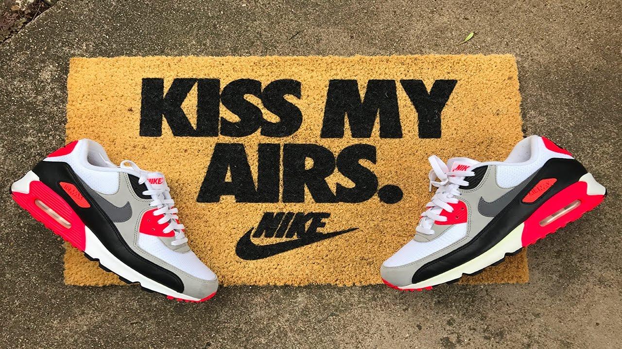 Kiss my Airs Sneakerssupply.dk